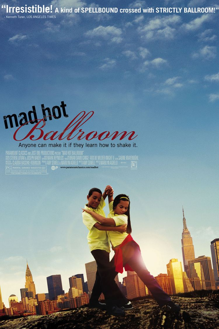 Mad Hot Ballroom wwwgstaticcomtvthumbmovieposters88286p88286