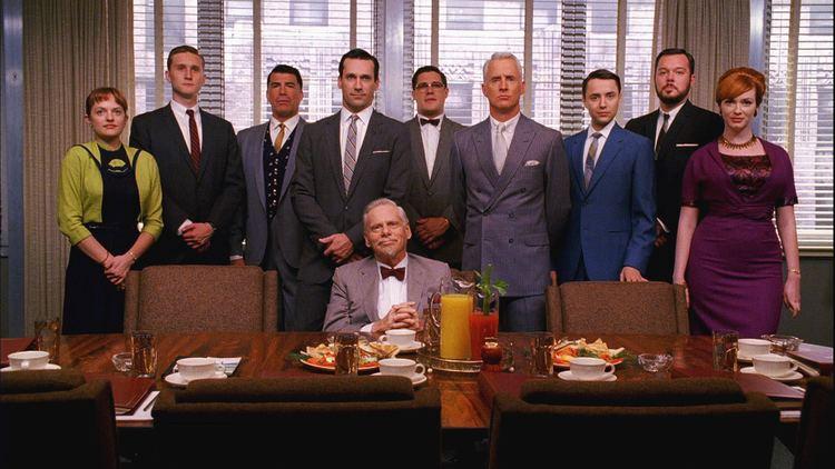 Mad Men About AMC
