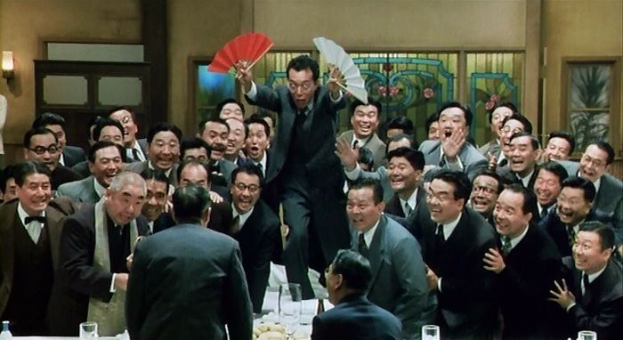 Madadayo Akira Kurosawa Madadayo 1993 Cant Stop the Movies