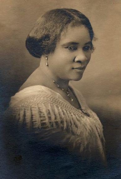 Madam C. J. Walker Madam C J Walker Wikipedia