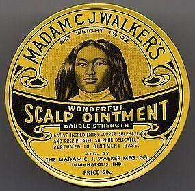 Madam C. J. Walker Madam CJ Walker Entrepreneur Hall of Fame