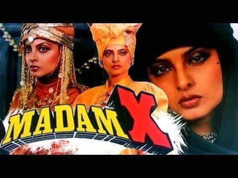 Madam X 1994 Full Movie Rekha Shakti Kapoor Raza Murad Kiran