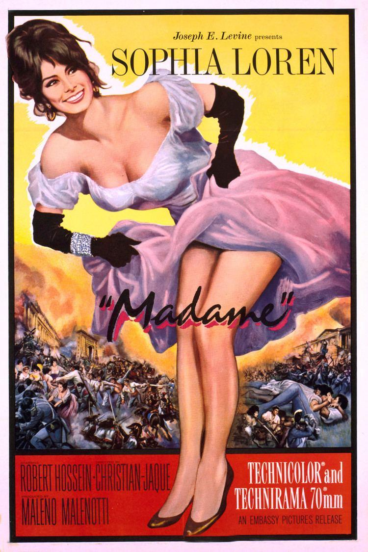 Madame (1961 film) wwwgstaticcomtvthumbmovieposters6762p6762p