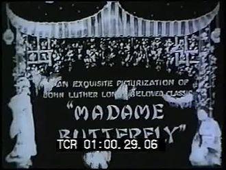 Madame Butterfly (1915 film) Madame Butterfly 1915 film Wikipedia