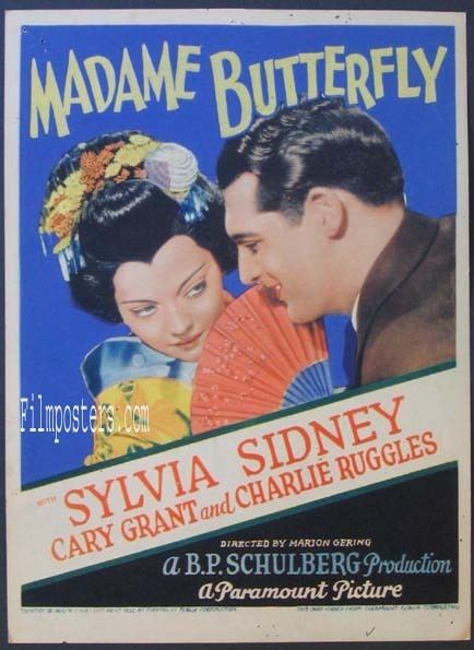 Madame Butterfly (1915 film) Madame Butterfly 1915 and Madame Butterfly 1932