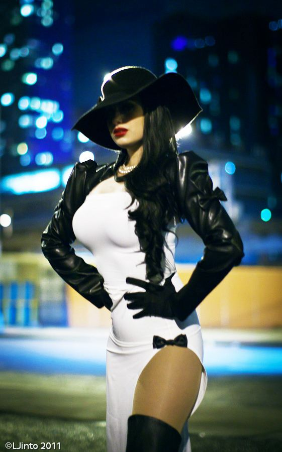 Madame Mirage COSPLAY FEATURE Madame Mirage Meagan Marie