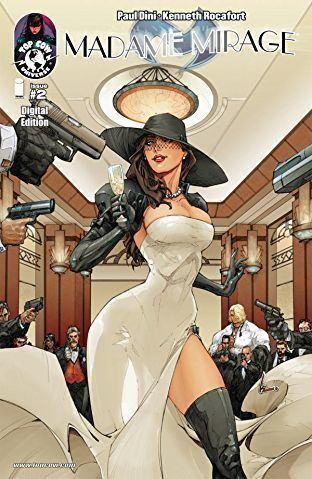 Madame Mirage Madame Mirage Vol 1 Digital Comics Comics by comiXology