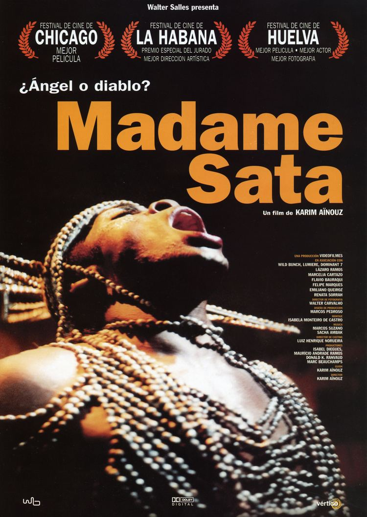 Madame Satã (film) Madame Sata Alchetron The Free Social Encyclopedia