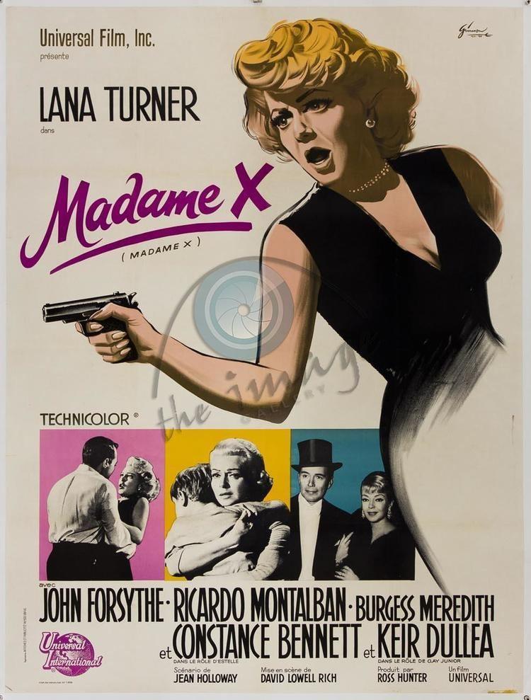 Madame X (1966 film) MOV01684 Madame X the Image Gallery