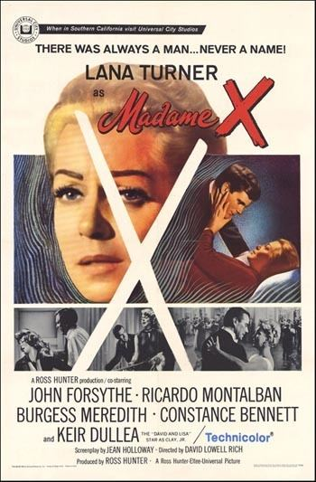 Madame X (1966 film) imgsoundtrackcollectorcommovielargeMadameX0