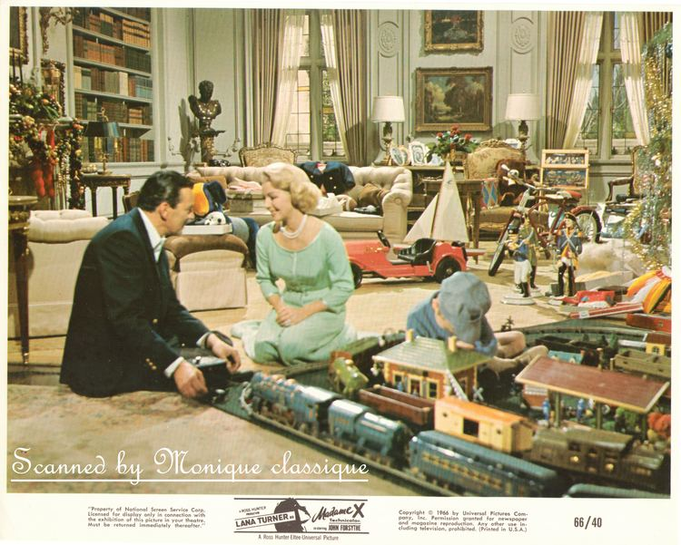 Madame X (1966 film) Madame X special section The Lana Turner Blog