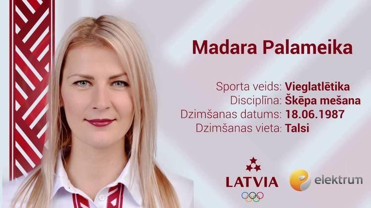 Madara Palameika MADARA PALAMEIKA YouTube