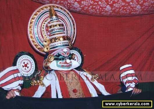 Madavoor Vasudevan Nair Kathakali Artists Madavoor Vasudevan Nair