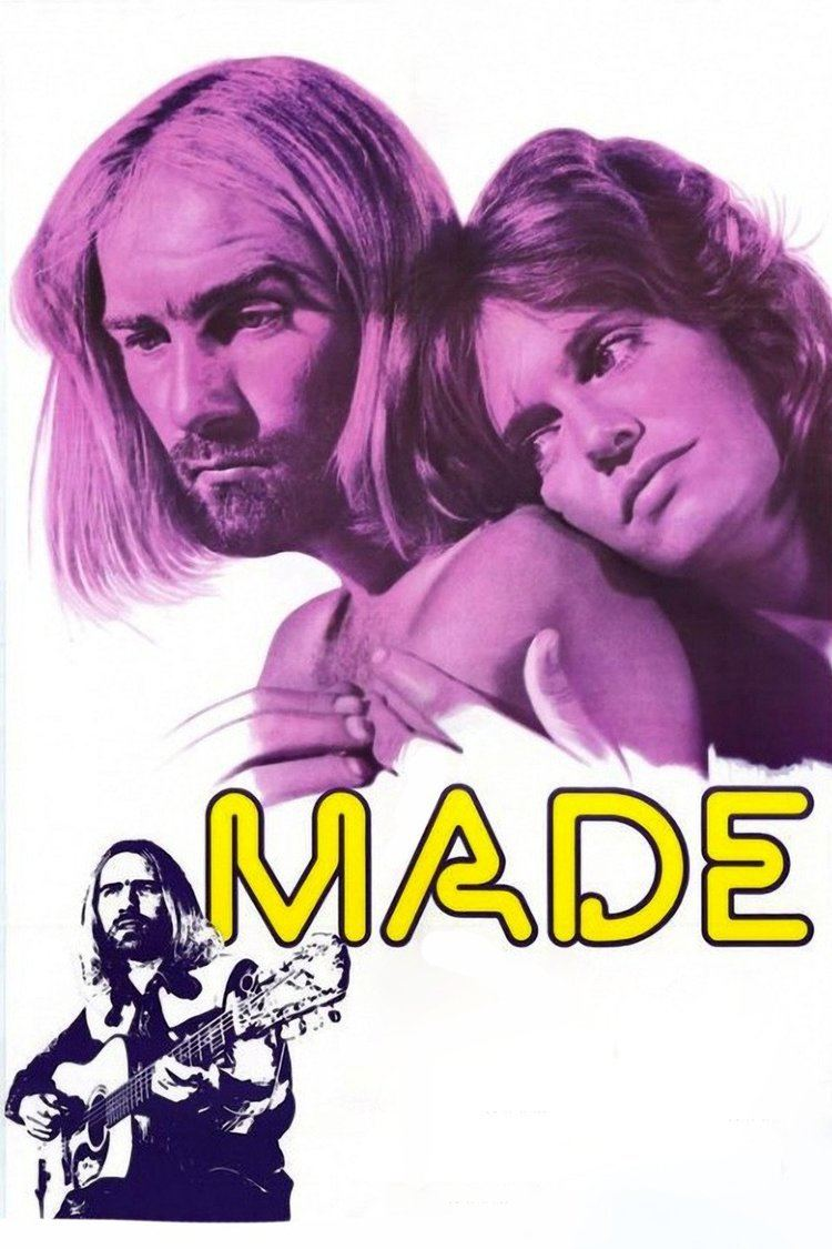 Made (1972 film) wwwgstaticcomtvthumbmovieposters93542p93542