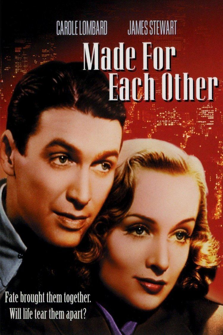 Made for Each Other (1939 film) wwwgstaticcomtvthumbmovieposters498p498pv