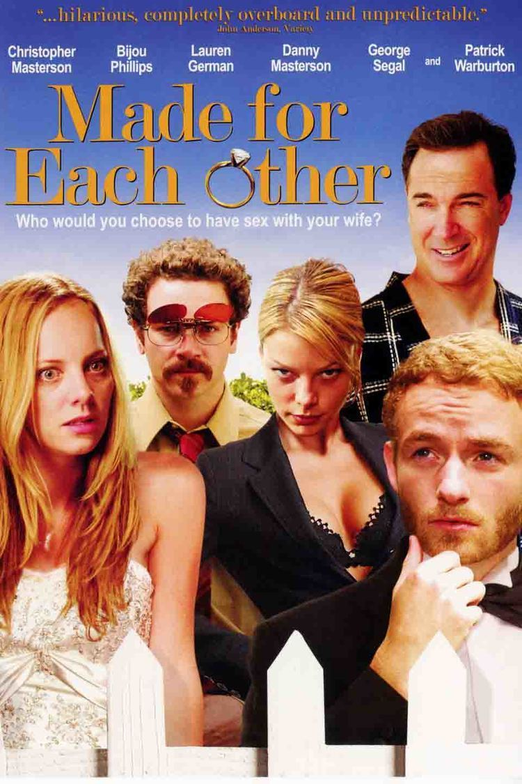 Made for Each Other (2009 film) wwwgstaticcomtvthumbdvdboxart7847050p784705