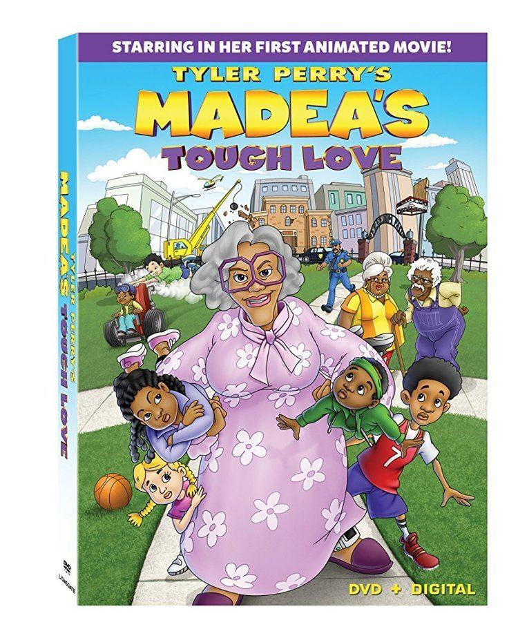 Madea's Tough Love Madeas Tough Love 2015 IMDb