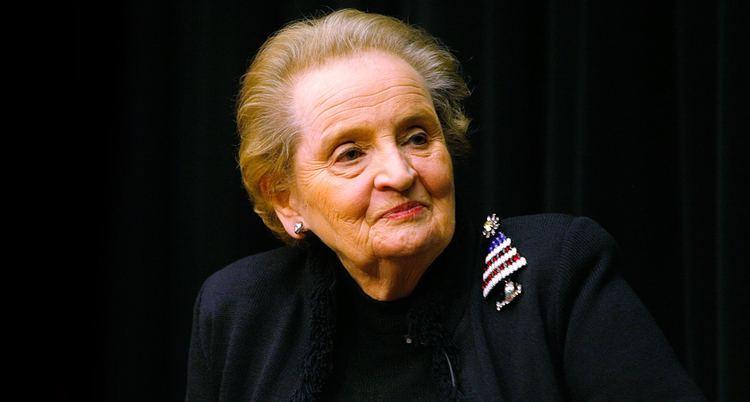 Madeleine Albright Madeleine Albright First Female Secretary of State