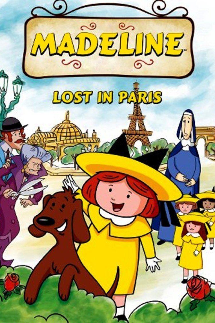 Madeline: Lost in Paris wwwgstaticcomtvthumbmovieposters23622p23622
