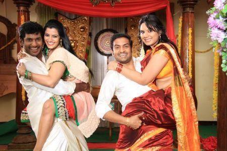 Madha Gaja Raja Madha Gaja Raja Movie Photo Gallery