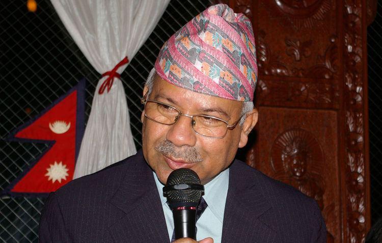 Madhav Kumar Nepal Madhav Kumar Nepal Wikipedia the free encyclopedia
