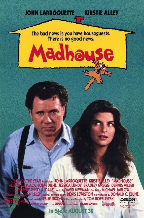 Madhouse (1990 film) Product List BluRay MKV