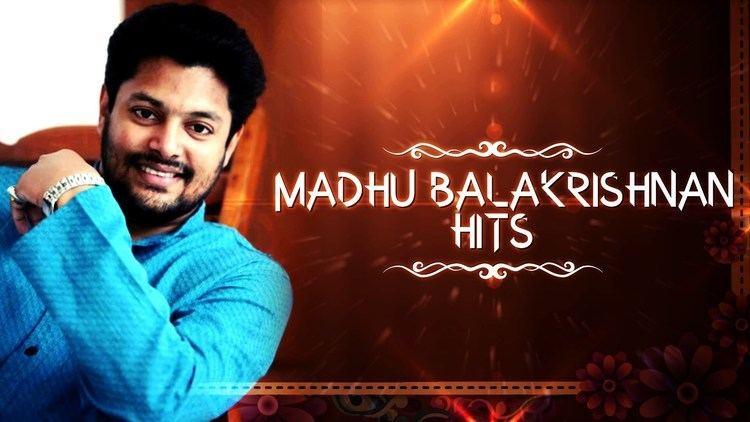 Madhu Balakrishnan Madhu Balakrishnan Birthday Special Madhu Balakrishnan Kannada