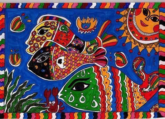 Madhubani, India Culture of Madhubani, India