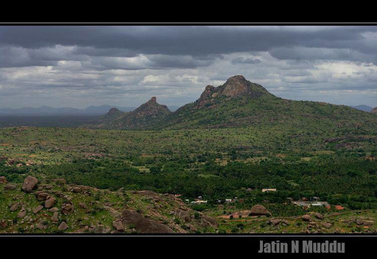 Madhugiri Beautiful Landscapes of Madhugiri