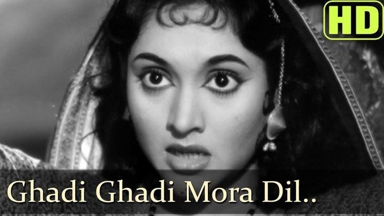 Madhumati Ghadi Ghadi Meraa Dil Madhumati Songs Dilip Kumar