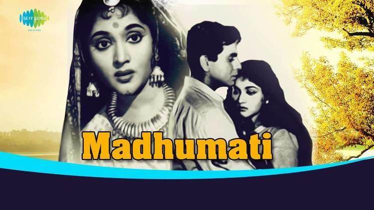 Madhumati Aaja Re Pardesi Lata Mangeshkar Madhumati 1958 YouTube