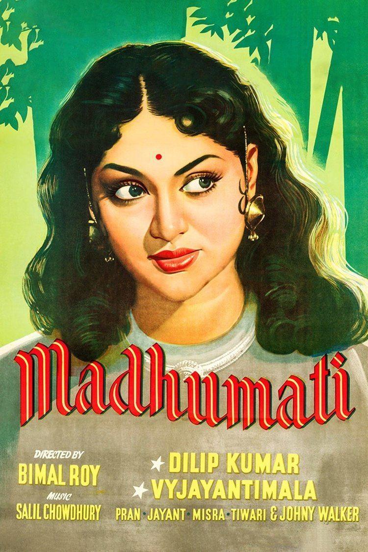 Madhumati wwwgstaticcomtvthumbmovieposters165525p1655