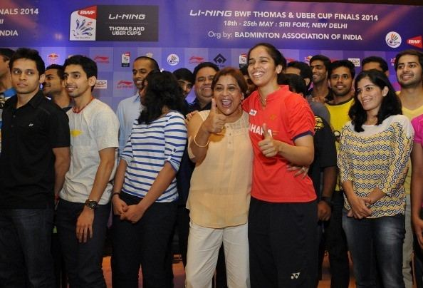 Madhumita Bisht Madhumita Bisht The Iron Lady of Indian badminton