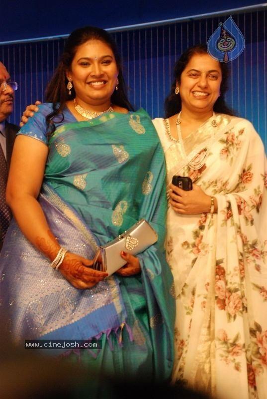 Madhumitha (director) Director Madhumitha Brother Wedding Reception big photo 36