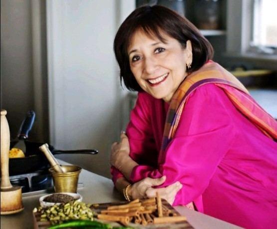 Madhur Jaffrey Q amp A With Madhur Jaffrey She Cooks She Acts She Writes