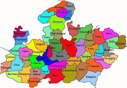 Madhya Pradesh State
