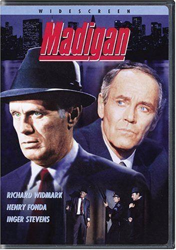 Madigan Amazoncom Madigan Richard Widmark Henry Fonda Inger Stevens