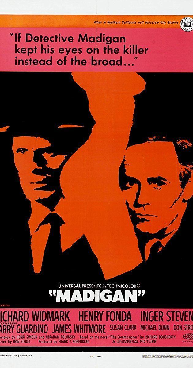 Madigan Madigan 1968 IMDb
