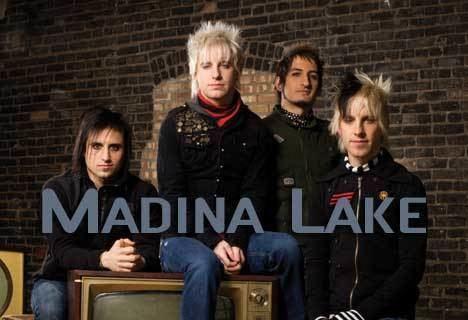 madina lake discography download
