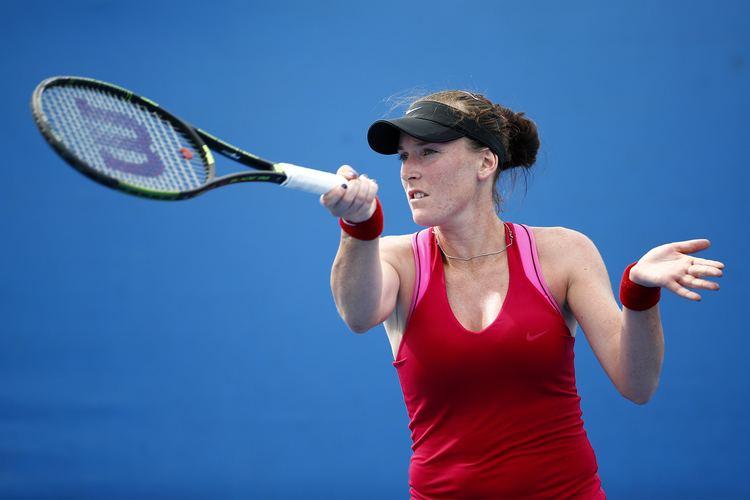 Madison Brengle Brengle topples Petkovic OnTenniscom