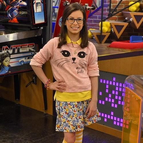 Madisyn Shipman Madisyn Shipman Wears the Cutest Cat Style on 39Game