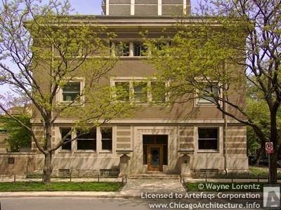Madlener House Albert F Madlener House 4 West Burton Place Chicago Illinois 60610