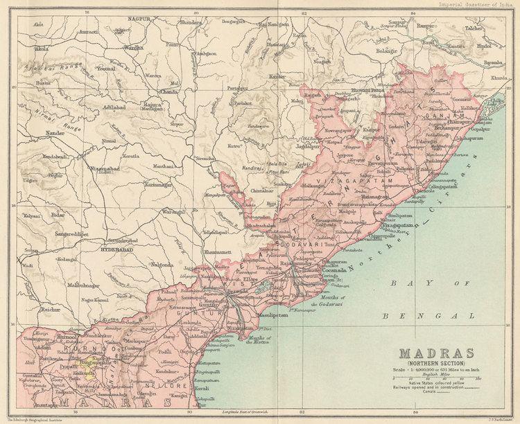 Madras Presidency WHKMLA History of Madras Presidency