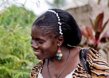 Mae Azango Mae Azango Liberia CJFE