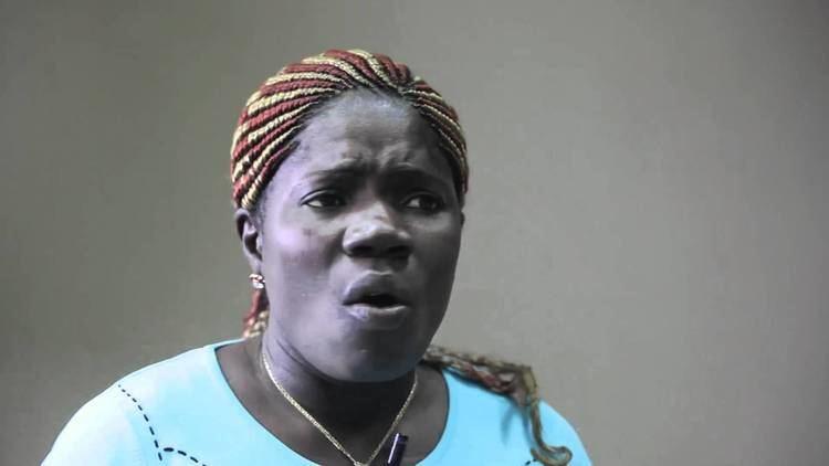 Mae Azango Mae Azango The Plight of Liberia39s Teenage Mothers YouTube
