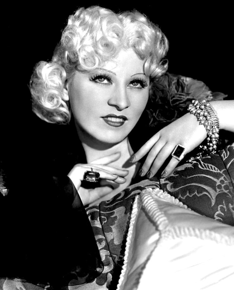 Mae West Mae West Wikipedia the free encyclopedia