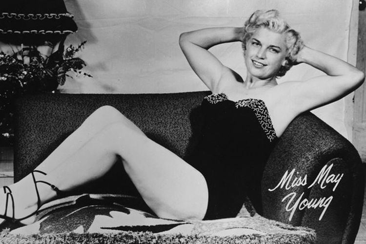 Mae Young Mae Young the toughest craziest female wrestler ever Cageside