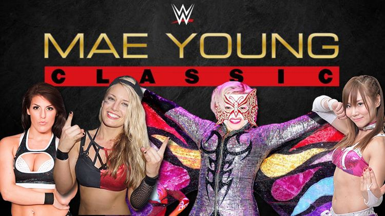 Mae Young WWEs Mae Young Classic Gets a New Logo PHOTO