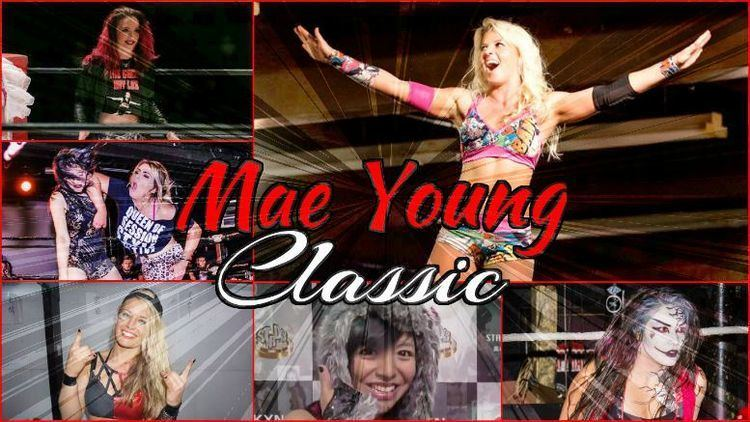 Mae Young 10 Women We Want To See In The WWE Mae Young Classic Womens Tournament