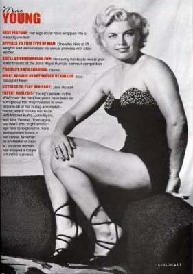 Mae Young Mae Young Online World of Wrestling